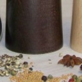 Ceramic grinding mechanism